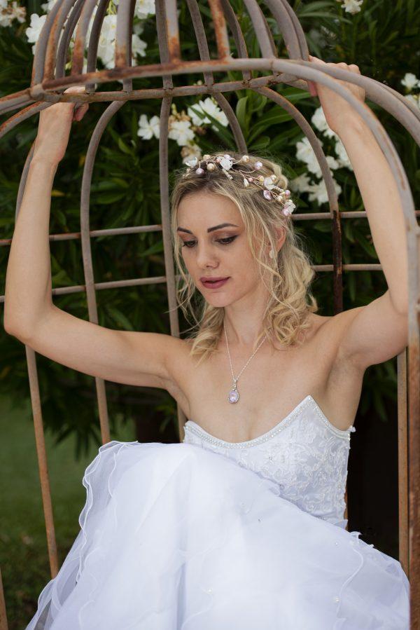 Coroncina Melania-Lily Hair Accessories