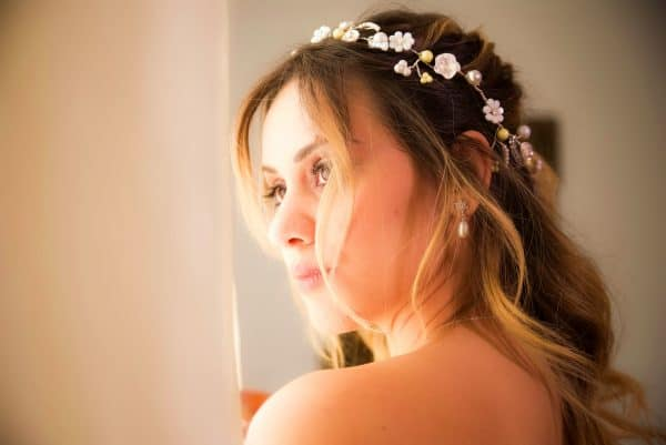 Cerchietto Crystal-Lily Hair Accessories
