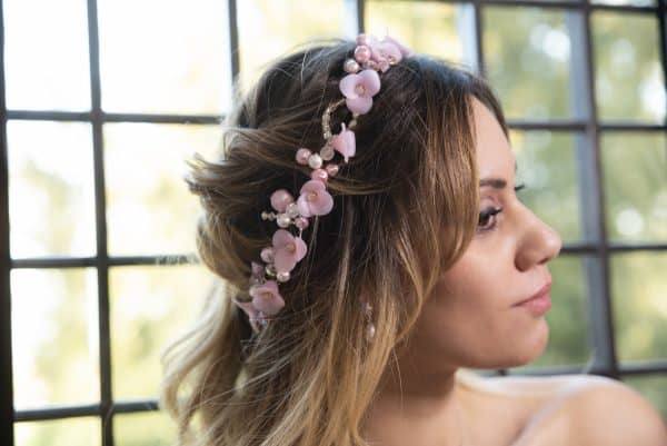 Cerchietto Adele-Lily Hair Accessories