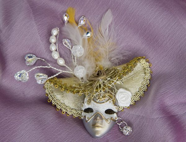 Molletta Mirabell Lily Hair Accessories