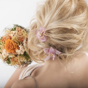 Spilla Agnese Viola Lily Hair Accessories
