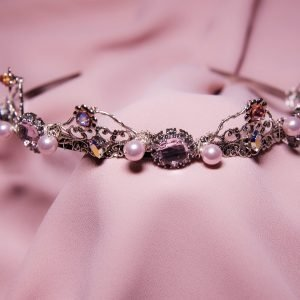 Tiara Dalia-Lily Hair Accessories