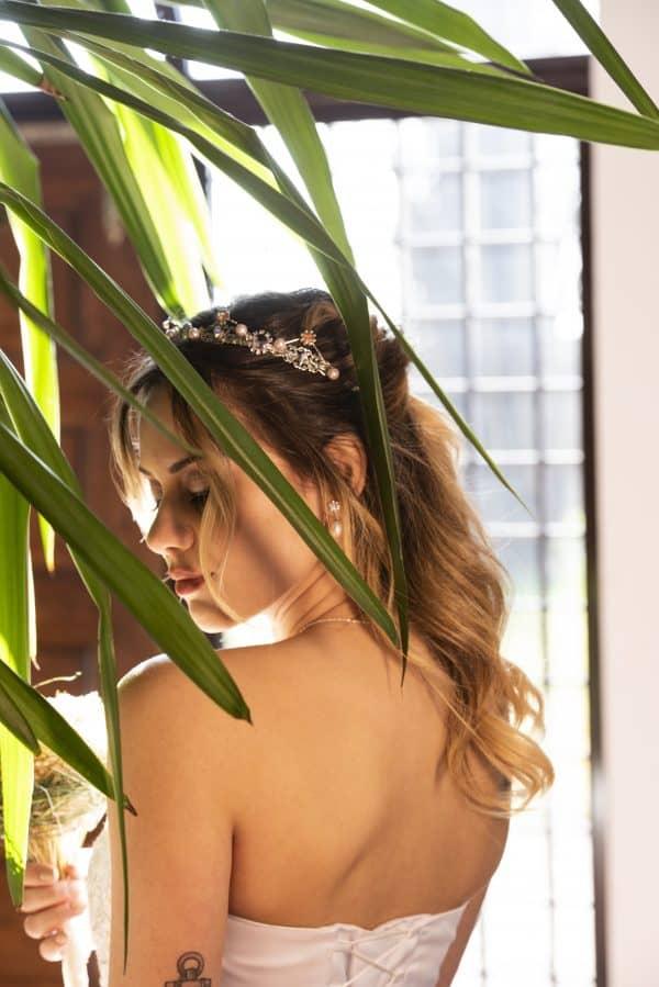 Tiara Dalia-Lily Hair Accessories