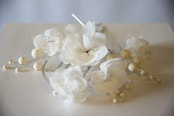 Spille per capelli Ivory - Lily Hair Accessories