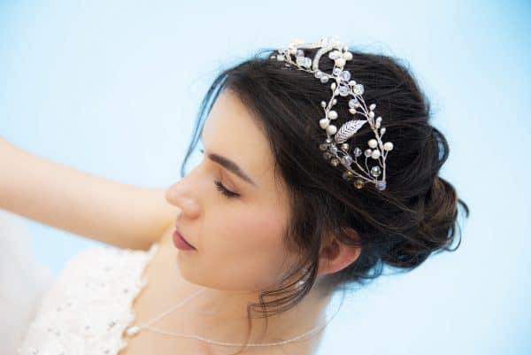 Tiara Elsa - Lily Hair Accessories