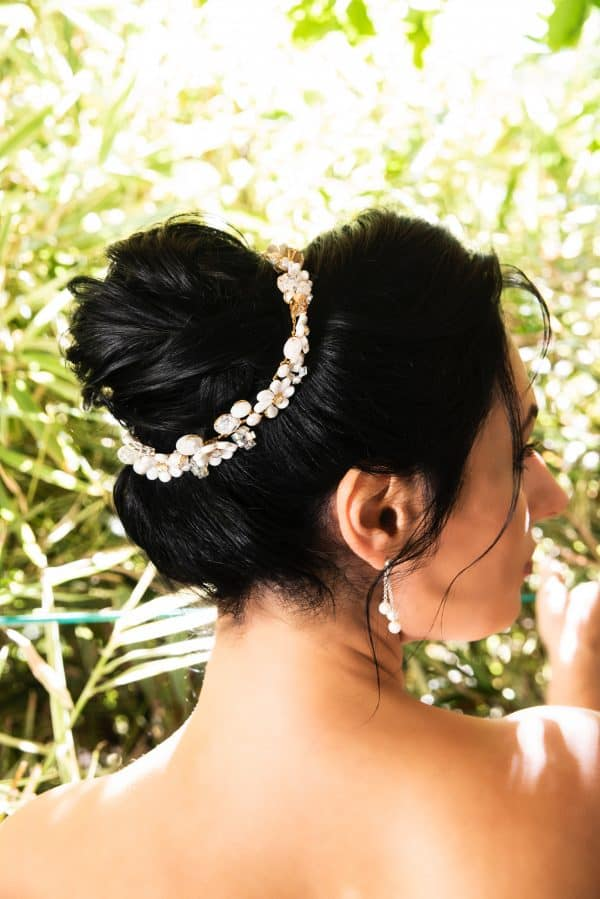 Coroncina MARY - Lily Hair Accessories