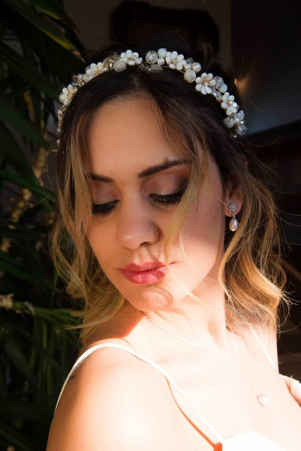 Coroncina Mary-Lily Hair Accessories