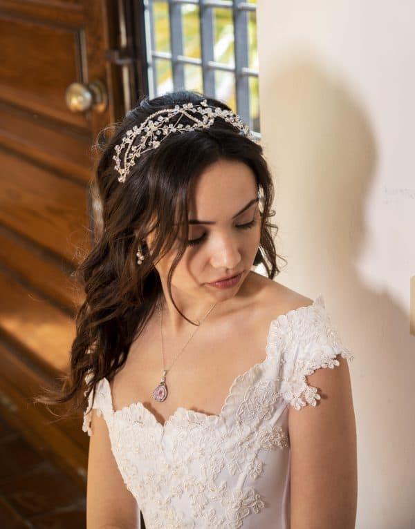 Diadema YLENIA - Lily Hair Accessories