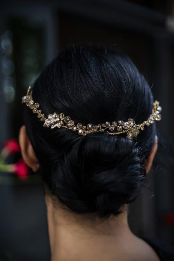 Diadema Victoria-Lily Hair Accessories