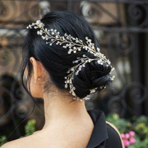 Tralcio per capelli Deliane - Accessori Sposa