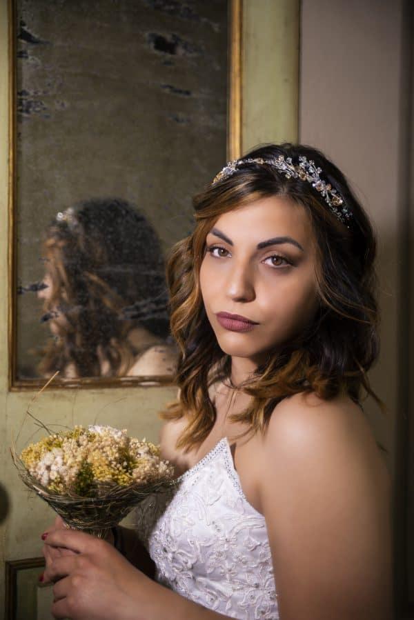 Diadema Aurelia - Lily Hair
