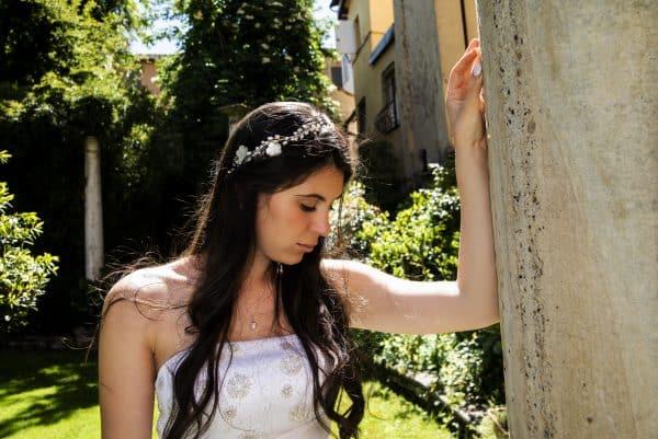 Coroncina Lucrezia - Lily Hair Accessories